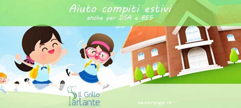 Aiuto compiti bes e dsa - Centro Il Grillo Parlante - Pisa